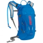 CamelBak LUXE Hydration Pack Carve Blue/Fiery Coral