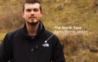 Clearance North Face Mens Bionic Jackets - The North Face Mens Apex Bionic Jacket A1512131