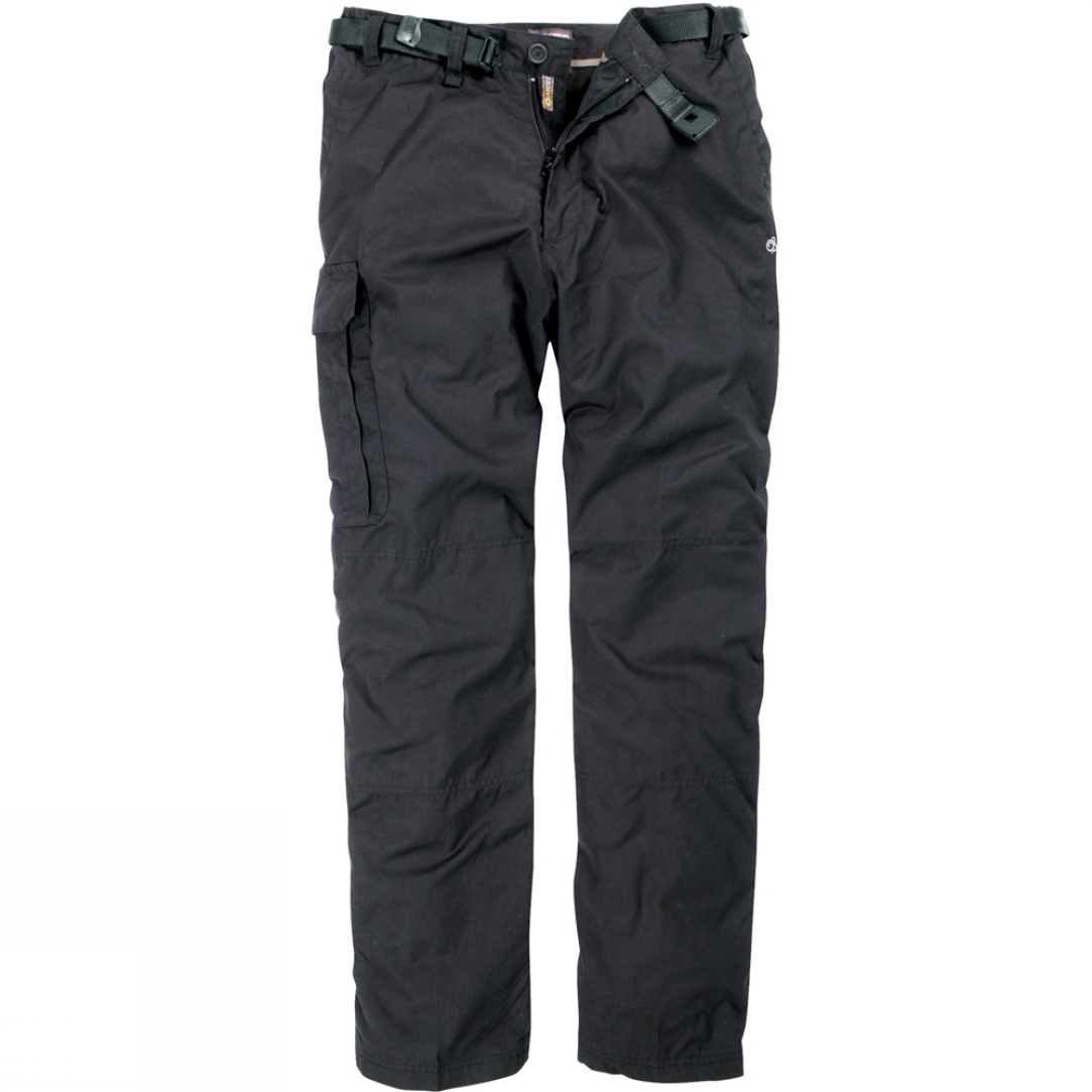 Craghoppers Mens Kiwi Winter Lined Trousers Cotswold Outdoor