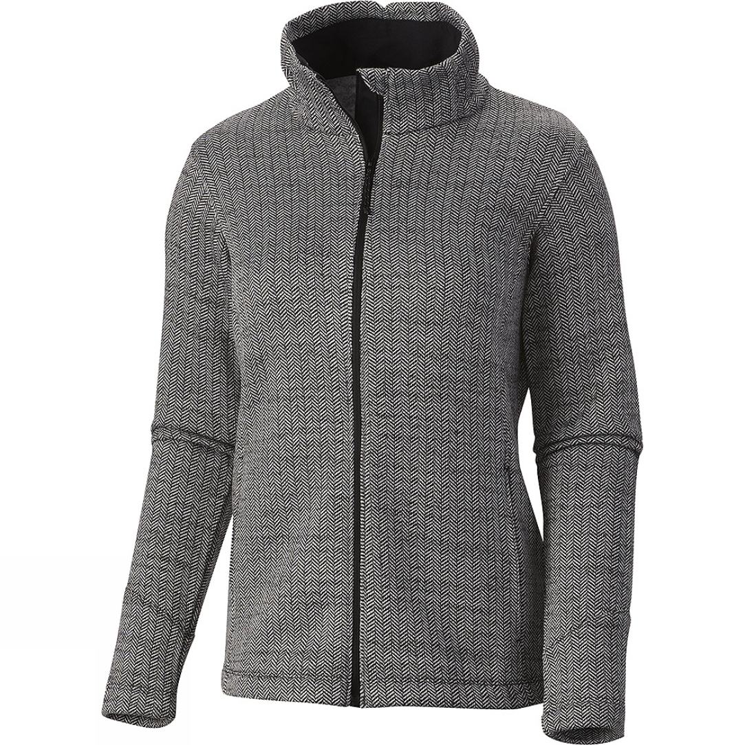 Herringbone jacket women