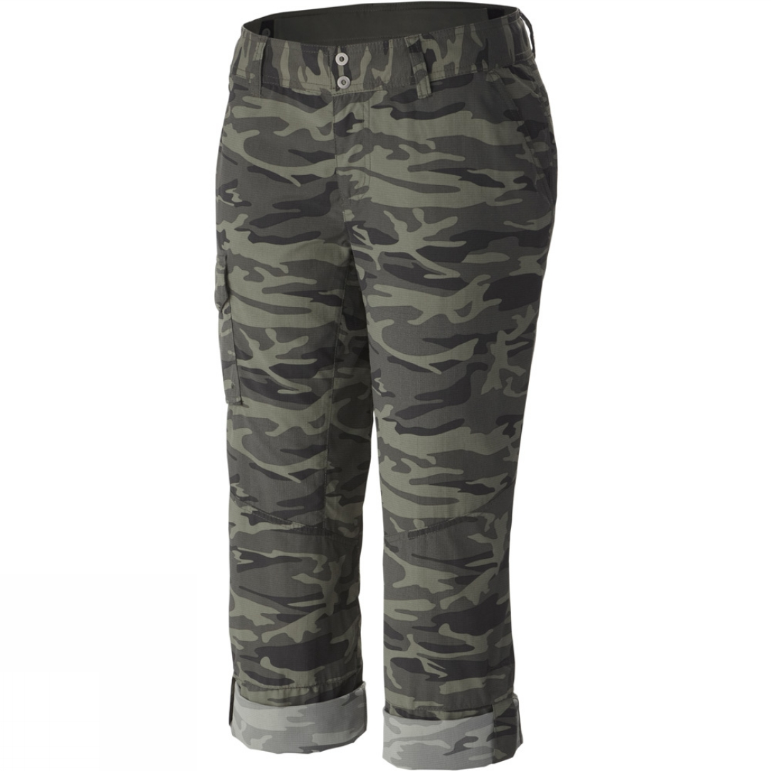 roxy womens stay on pants 3 anthracite blur print compare bear