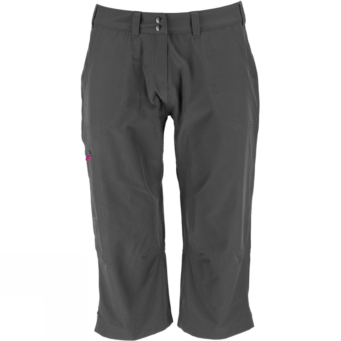 Rab Womens Helix Capris Ebony | Bear Grylls UK