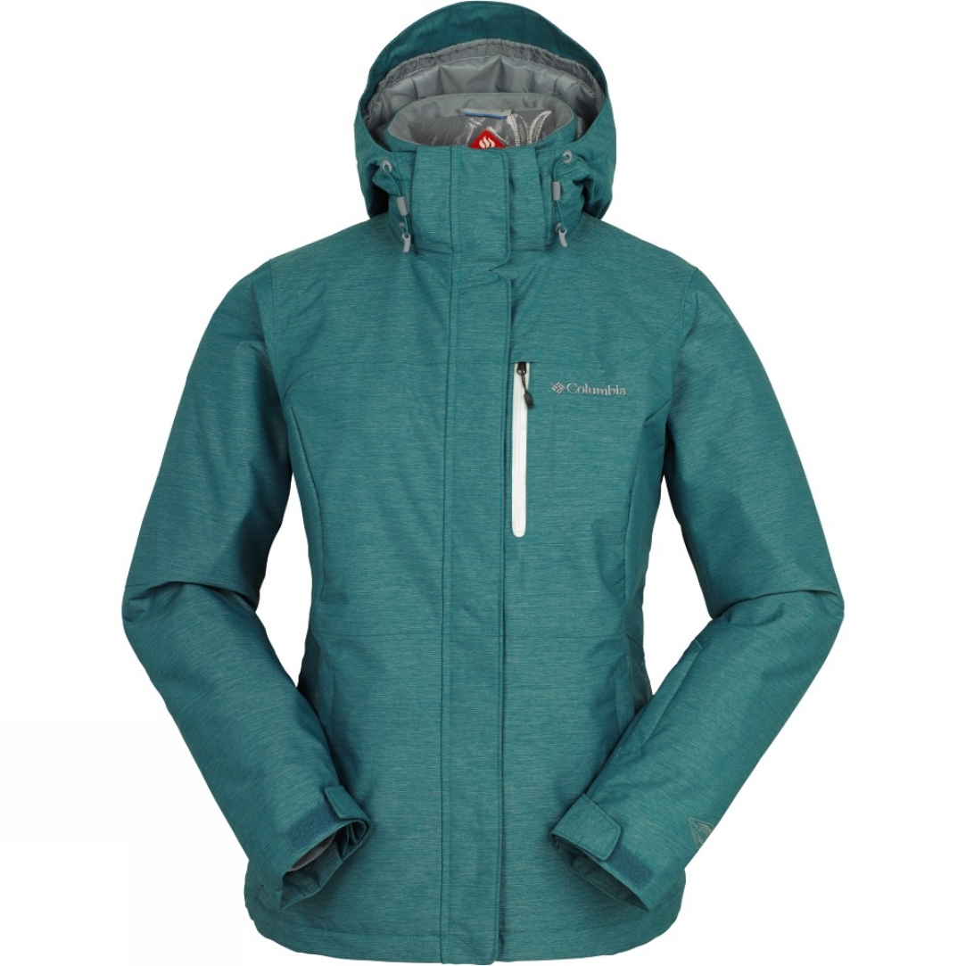 Womens Alpine Action OH Jacket