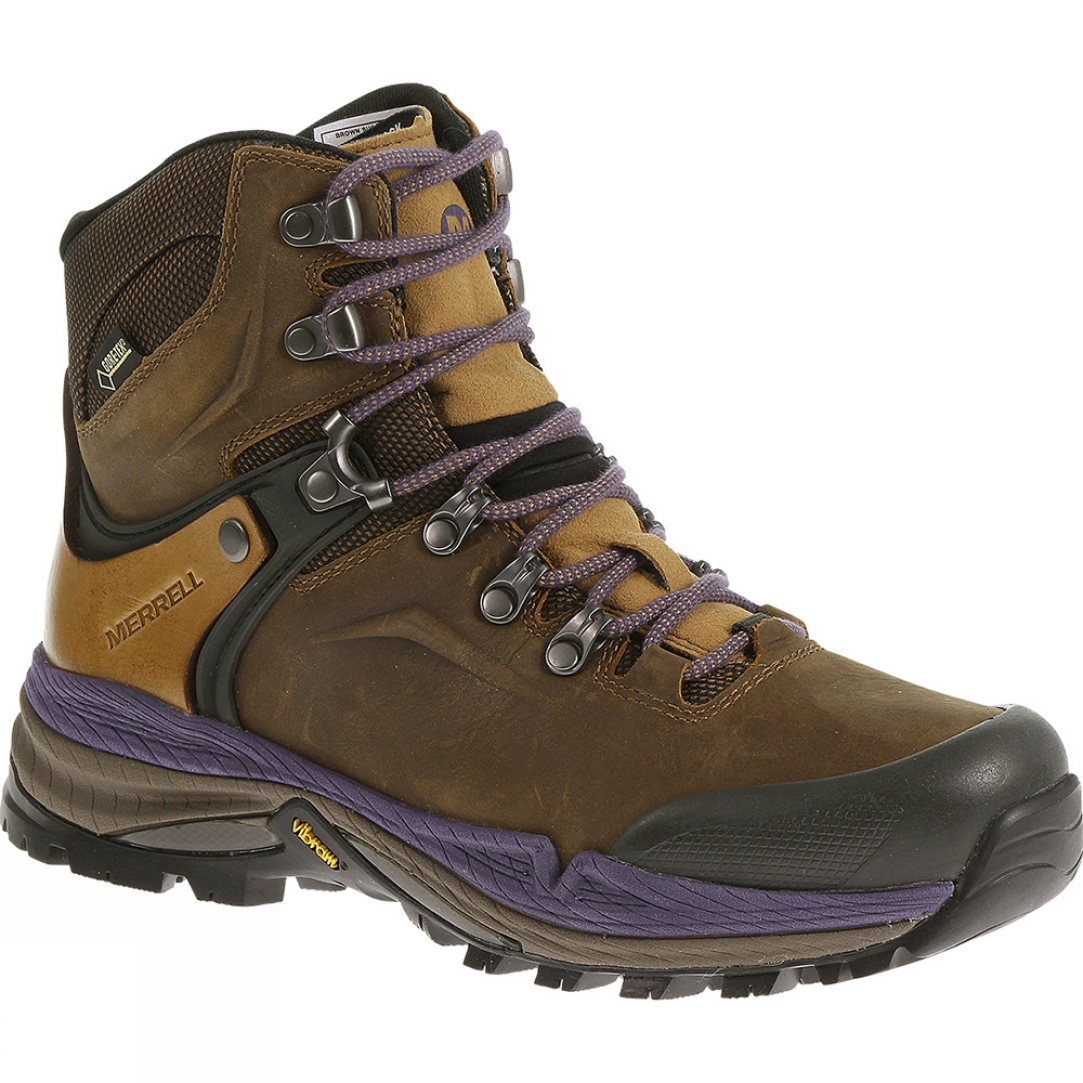 Awesome ECCO Saunter GoreTex Boots  Waterproof For Women In Cocoa Brown