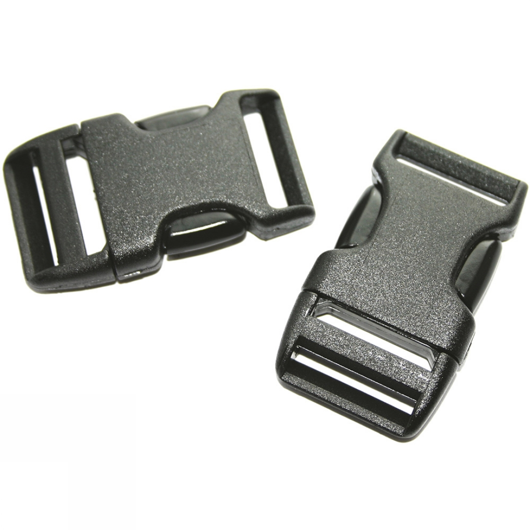 Snow and Rock 20mm Side Squeeze Buckle X 2