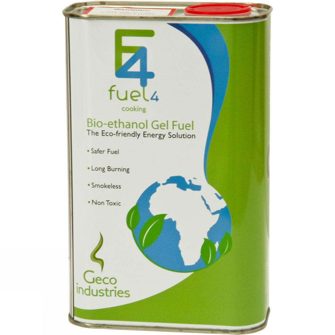 fuel4 bio ethanol gel fuel 1l cotswold outdoor. Black Bedroom Furniture Sets. Home Design Ideas
