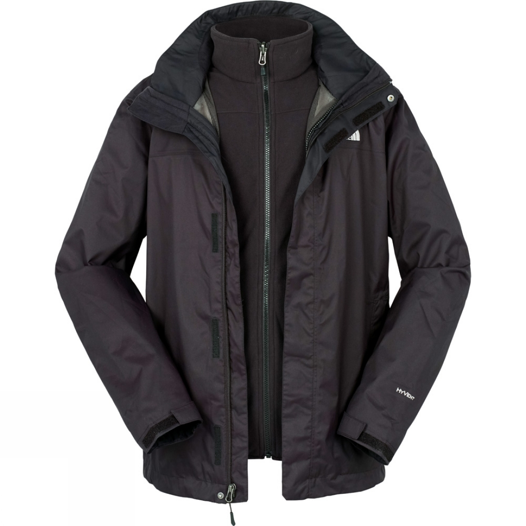 the north face mens evolve ii triclimate jacket cotswold. Black Bedroom Furniture Sets. Home Design Ideas