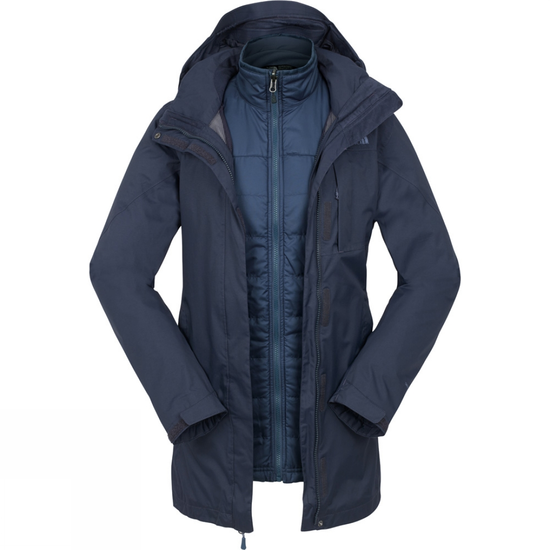 Womens north face triclimate jackets