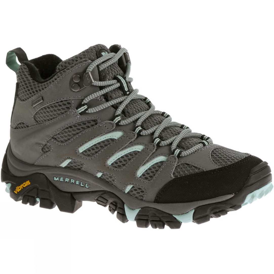 Image For Womens Moab Mid Gore-Tex Shoe