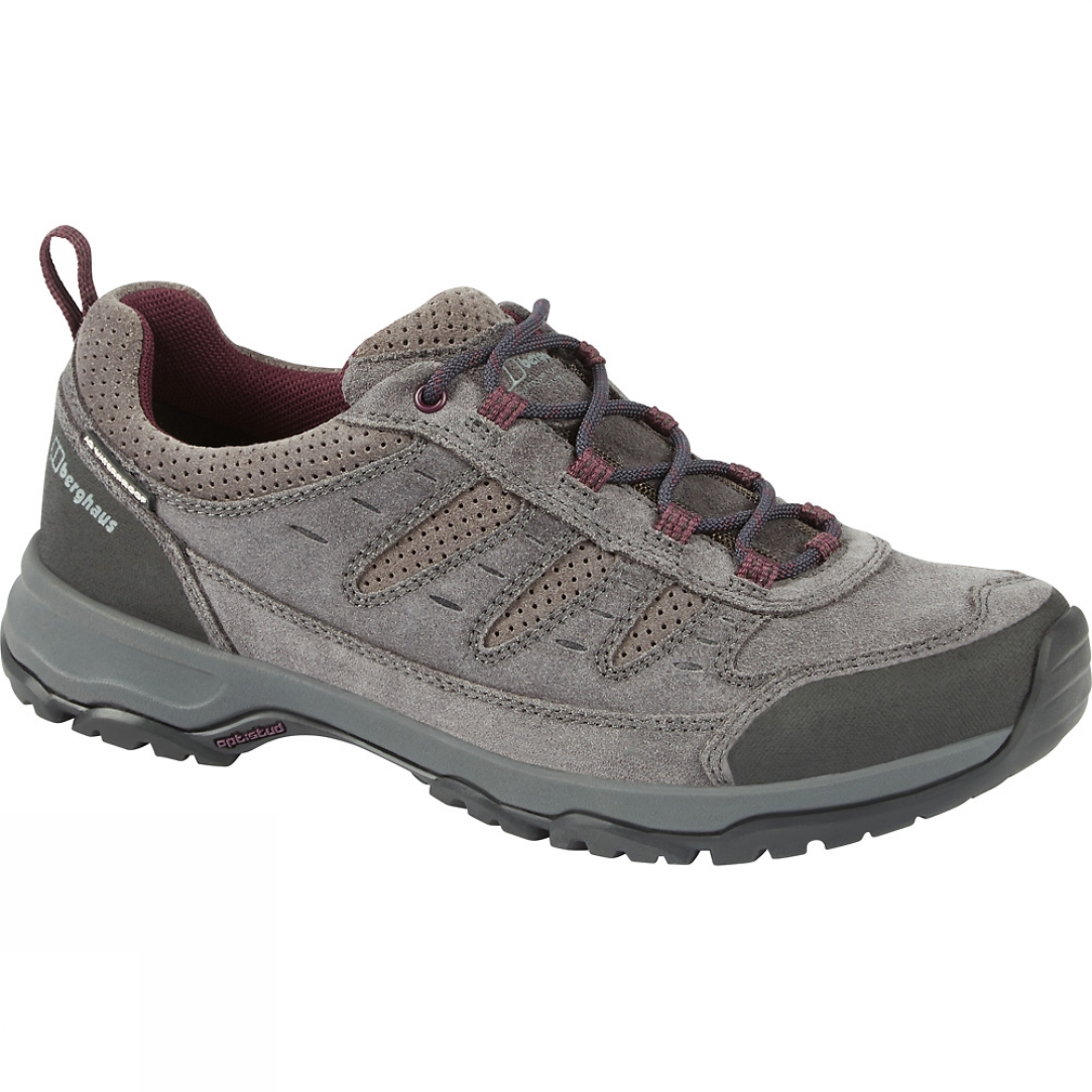 Berghaus Expeditor Active Aq Shoe Grey Blue