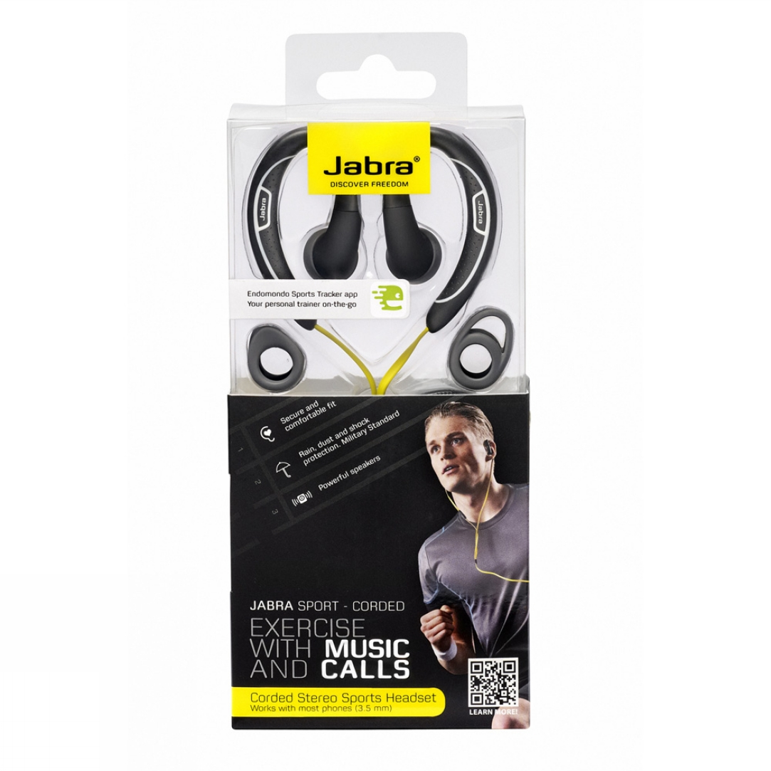 Snow and Rock Jabra Sport Corded