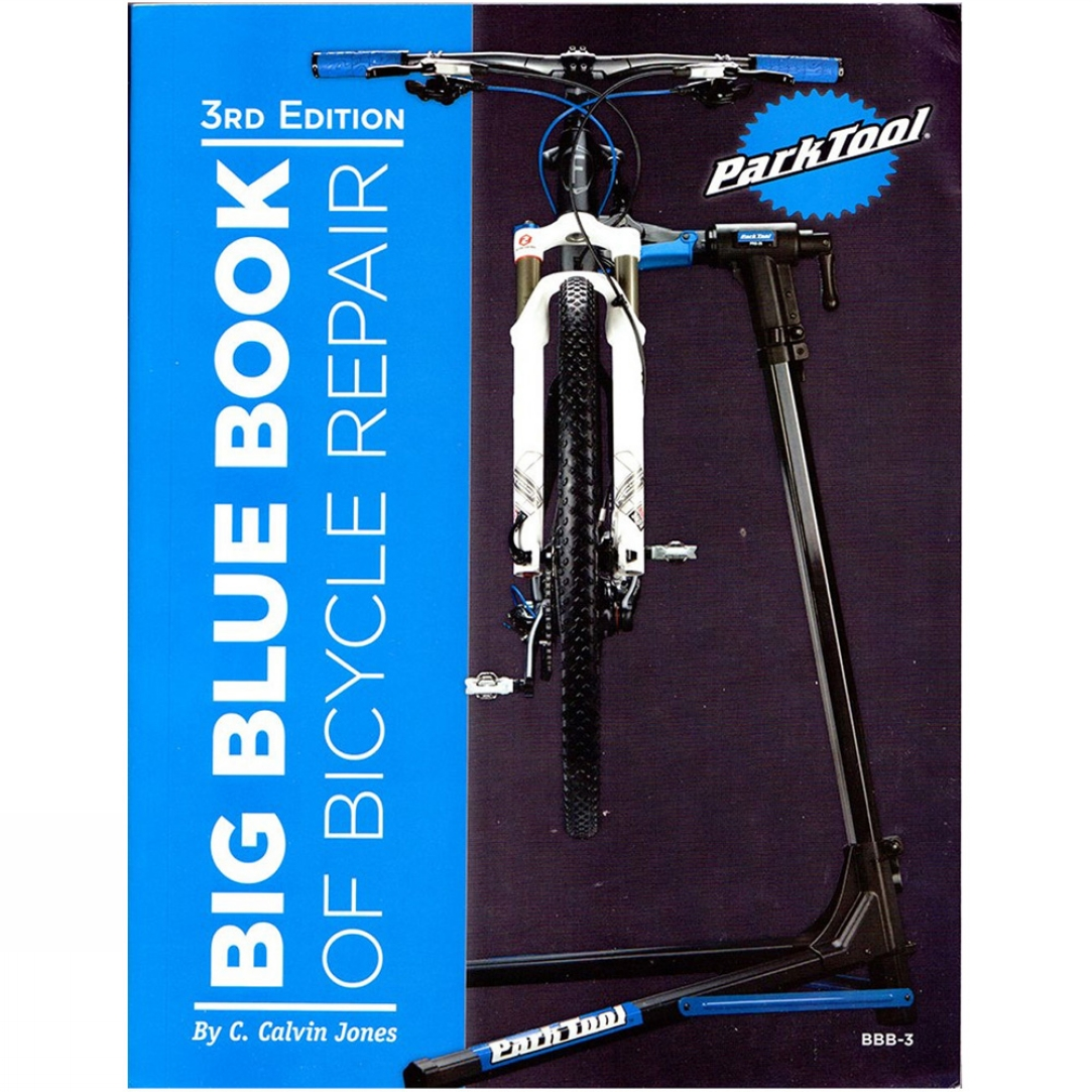Big Blue Book Of Cycle Repair  Edition 3