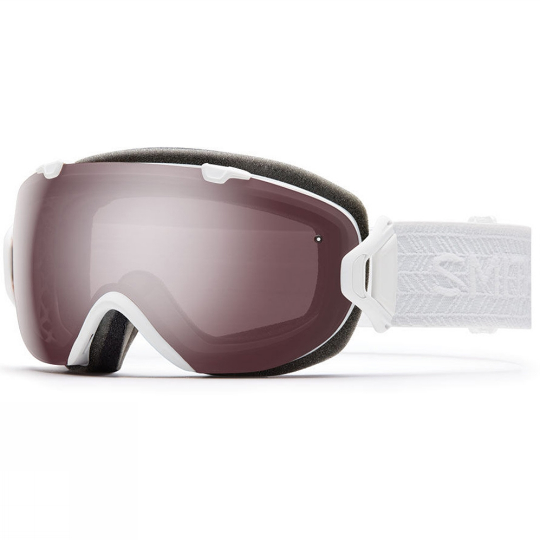 Snow and Rock I/OS White Goggle