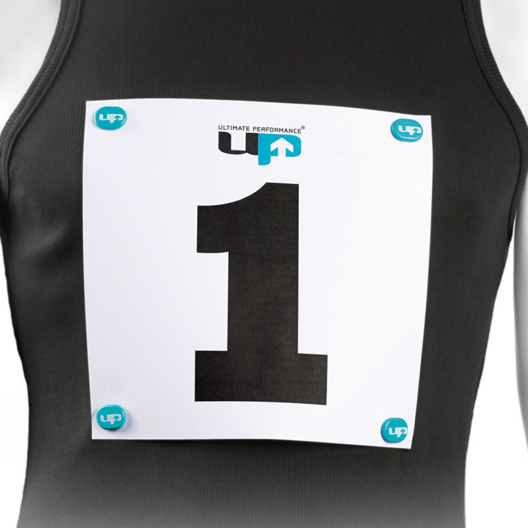 Runners Need Race Number Magnets