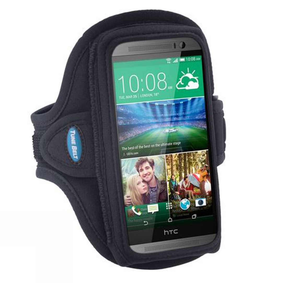 Runners Need AB90 Sport Armband to Fit the Samsung Galaxy S5, S4 Active, HTC One