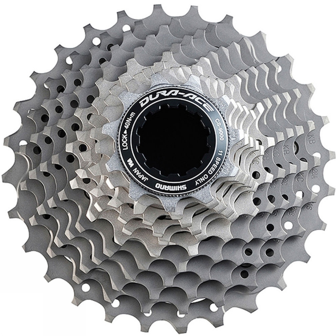 Dura-Ace 9000 11 Speed Cassette - Compare the best deals in the UK on cycling, running & triathlon products