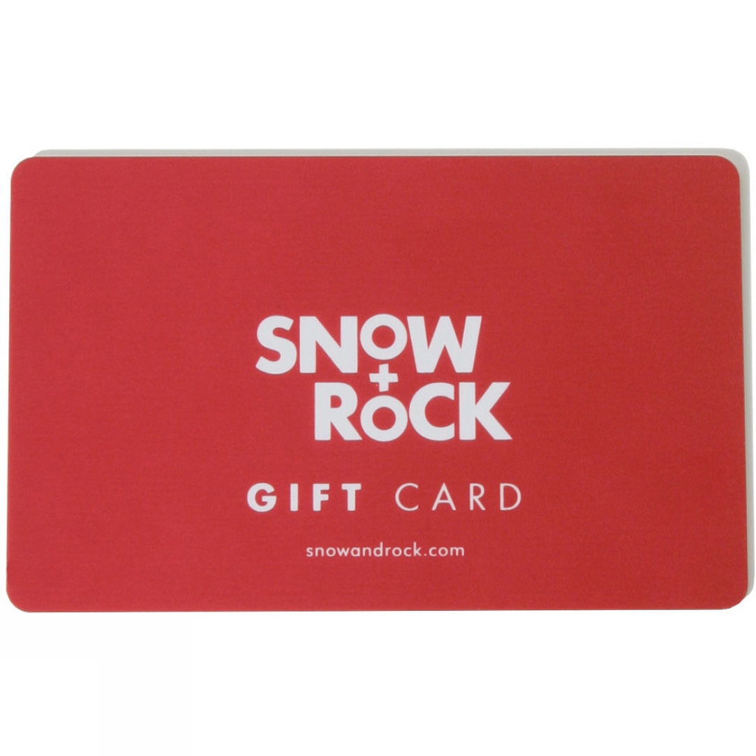 Snow and Rock Snow+Rock Gift Card