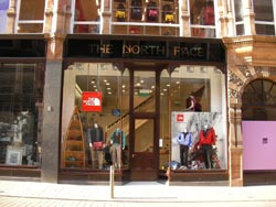 Leeds - The North Face