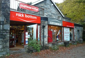 Betws-y-Coed - Rock Bottom